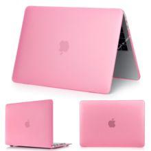 Funda Crystal \ Matte para Apple Macbook Air Pro Retina 11 12 13 15 pulgadas Bolsa para portátil, para la nueva funda Mac book Air Pro 13,3 A1932 + regalo(China)