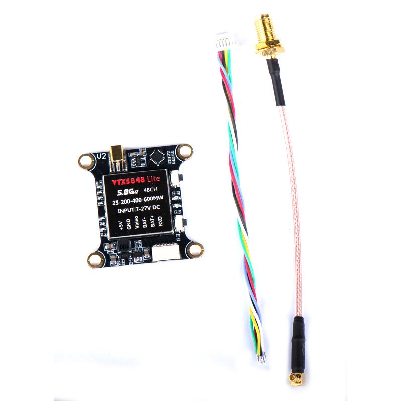[DIAGRAM_38DE]  TX5848 LITE 48CH 5.8G Switchable FPV VTX Video Transmitter Module  25/100/200/400/600 mW for RC FPV Drone Qaudcopter    - AliExpress   Fpv Wiring Diagram For 600mw 5 8 Transmitter      www.aliexpress.com
