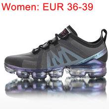 Oficial Autêntico e Original Homens Mulheres Basketball Desporto Ao Ar Livre Tênis Esportivos EQT Vapormax Uptempo Retro Luxo Sapatos De Ar(China)