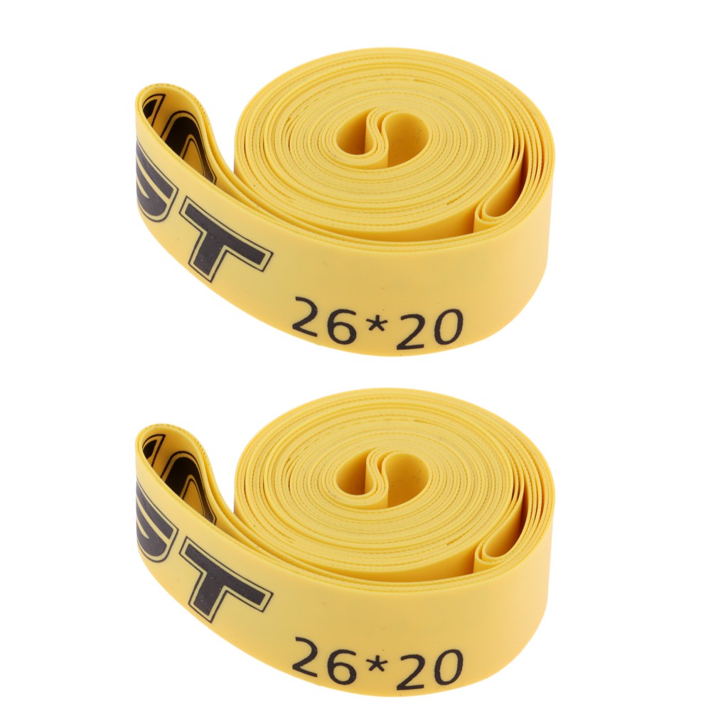 2Pcs MTB Mountain Bike Tires Puncture Proof Belt 26 / 27.5 / 29 inch 700C Tyre Tube Liner Protection Pad Cycling Bicycle Parts
