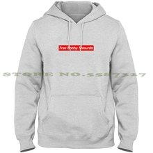 Gratis Bobby Shmurda Desain Keren Trendi T-Shirt Tee Gratis Bobby Shmurda Penjara Gratis Kodak Hitam Kodak Bobby Shmurda Bobby(China)