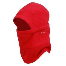 Rosto Chapéu Máscara Balaclava Capuz de Lã Das Mulheres dos homens De Esqui De Espessura Para O Tempo Frio de Inverno Mais Quente À Prova de Vento Ciclismo Pescoço Chapéu Cabeça cachecol(China)
