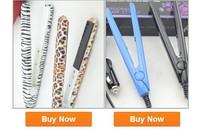 Утюжок для выпрямления волос 30pcs Nano