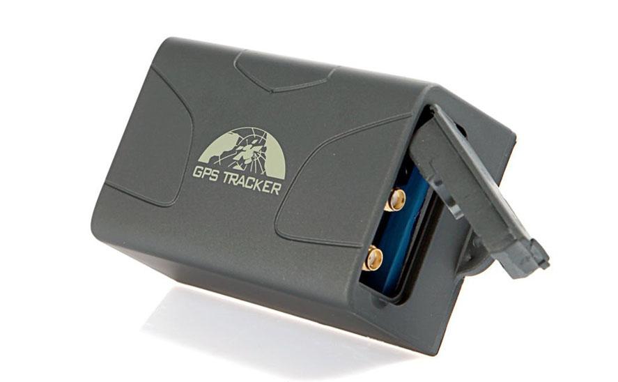 Купить Онлайн Реальном Времени GSM/GPRS/GPS автомобиль трекер TK-104 Standby 60 дней TK104 Реальном Времени SMS google Map location Устройства слежения
