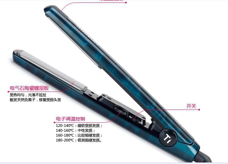 ln108 nano Серебряный керамические термоконтроля фанеры, прямо Железный тянуть прямо прямые волосы контактный прямой порошок не больно