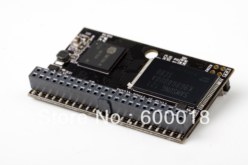 44PIN  PATA IDE DOM Disk On Module male Horizontal...