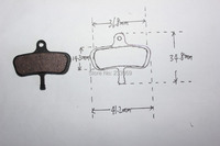 тормозные колодки велосипедов для алчный кода 2008-2010 sh834 прохождения tuv и aov тест
