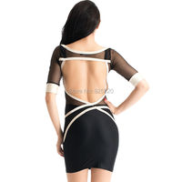 Женское платье MUXXN Bodycon Cockatil , s/xl 1753#