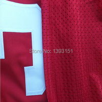 Football Jerseys 7 Kaepernick  Colin Kaepernick Women Jersey