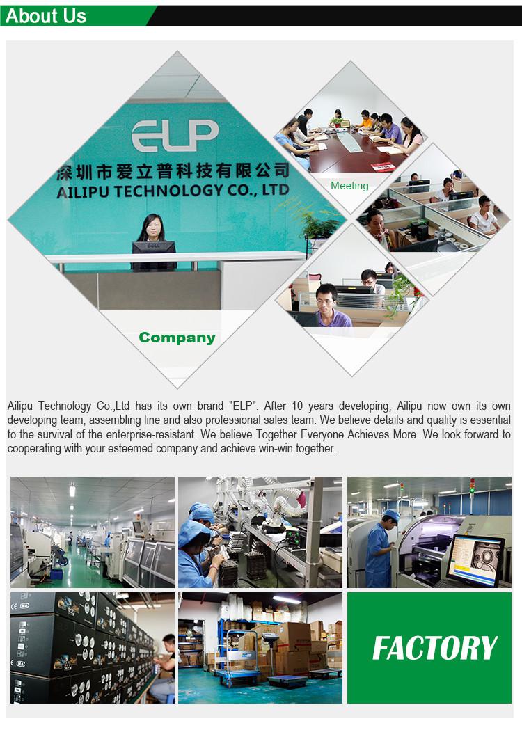 Free shipping 5 Megapixel MP HD 8mm manual focus Aptina MI5100 color CMOS CS mount lens CCTV security USB port Webcam Camera