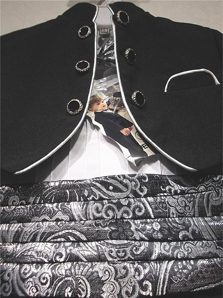Скидки на ДЕТСКИЕ WOW Новые Формальные Зимние Conjuntos Roupa Infantil Мальчик одежда Установить Свадебная Вечеринка для 1-4 Т Мальчиков Костюмы для Свадеб 60775