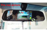 Автомобильная стоянка датчик автомобильная парковка обратного резервного копирования Радар системы Показать изображение & расстояние одновременно подключить монитор автомобиля