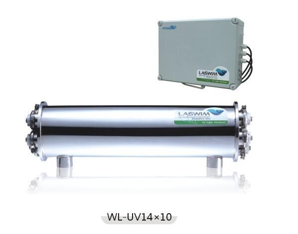 бассейн Ультрафиолетовый стерилизатор бассейн воды лечение УФ излучения оборудования безопасности напряжением 12В 140w