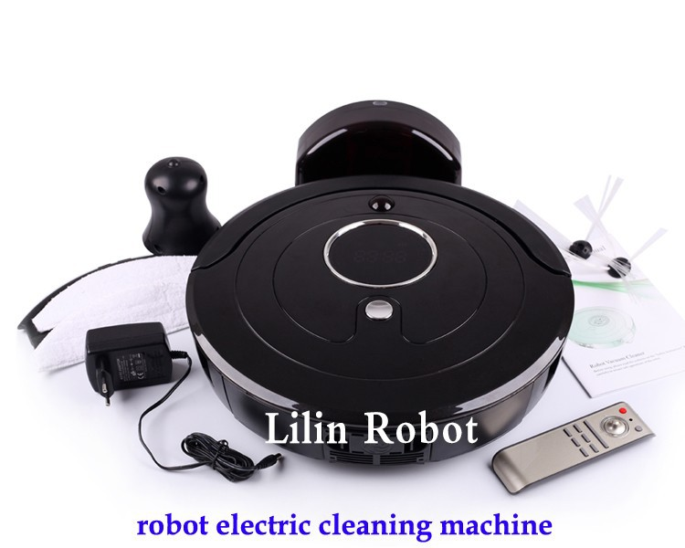 robot electric cleaning machine 2