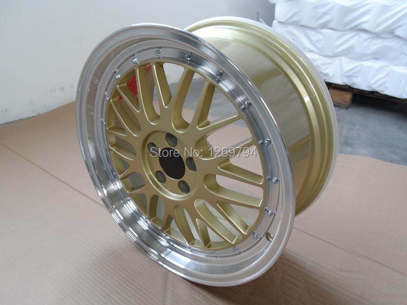 19 Inch 19''X9.5J Wheel Rims Finish 5x114.3 Hub Bore 73.1mm ET35