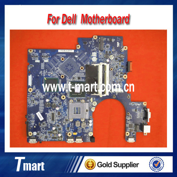 100% working Laptop Motherboard for Dell 1710 LA-4131P JAL60 System Board fully tested
