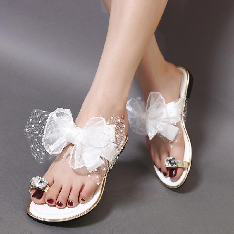 2016 Verão Casuais Plana Sandálias Pretas Comprar Sapatos Chinelos de Praia das Mulheres Mais Barato Online(China (Mainland))