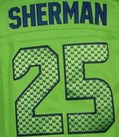 Men's 24 Marshawn Lynch shirts jersey #3 Russell Wilsons 25 Richard Sherman Doug Baldwin Kam Chancellor Elite jersey(China (Mainland))