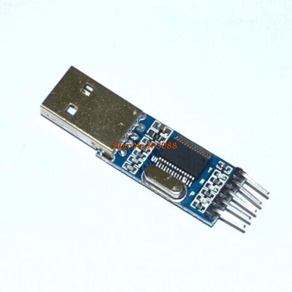 pl2303 module USB to TTL / USB-TTL / 9 upgrade board / STC microcontroller programmer PL2303HX chip Special promotions(China (Mainland))