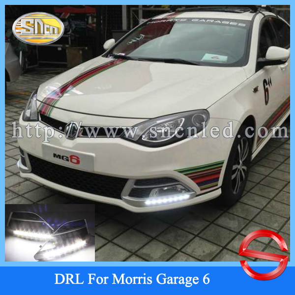 Crazy Sales! Car Accessories Daylight Led DRL Daytime