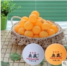 wholesale Free Shipping  100pcs/lot Big 40mm 3 Stars Best Table Tennis Balls Ping Pong Balls Ping-Pong Big Balls(China (Mainland))
