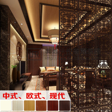Wall hanging wood sculpture screen hanging entrance partition walls simple cutout decoration furniture(China (Mainland))