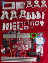 2015high quality delta 3d printer kit diy DLT 180 open source OSSEL ROSTOCK reprap