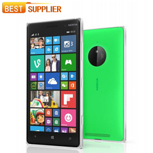 "2016 Hot Sale Sale Original Unlocked Nokia Lumia 830 5.0"" 16gb Quad-core 1.2ghz 10mp for Windows 8.1 Gps Wifi Cell Phone(China (Mainland))"