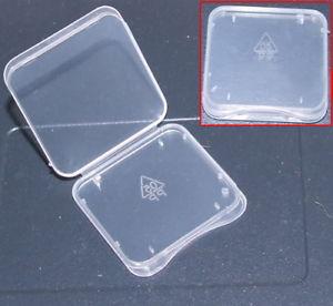 50 PCS 1GB 2GB 4GB 8GB 16GB RS MMC Memory Card box Cases Adapters(China (Mainland))