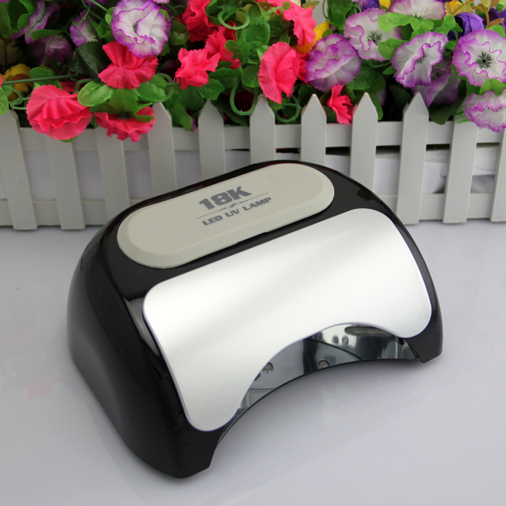 Russian Stock!!!2015 New Professional Nail Dryer LED UV Nail Gel Curing Lamps For Manicure Nail Art Polish Machine(China (Mainland))