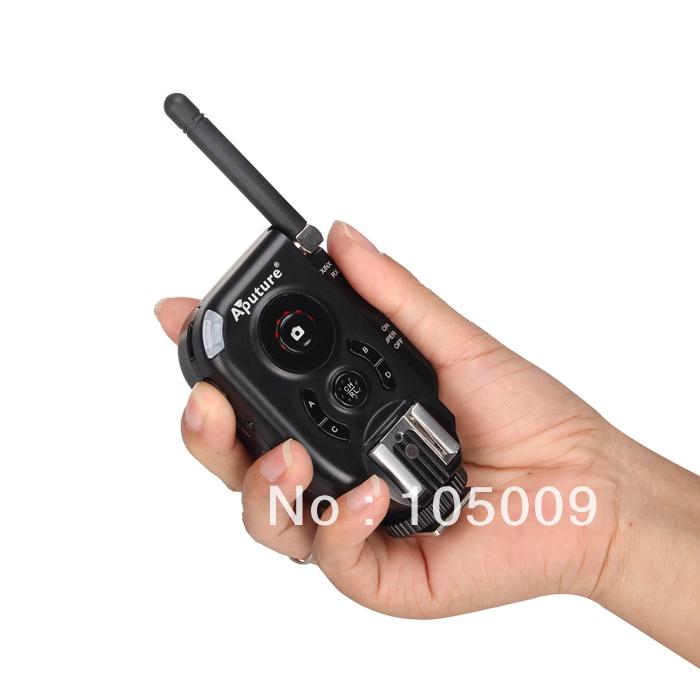 aputure 2.4G Trigmaster Plus II TXII Flash Trigger For canon nikon pentax olympus DSLR camera(China (Mainland))