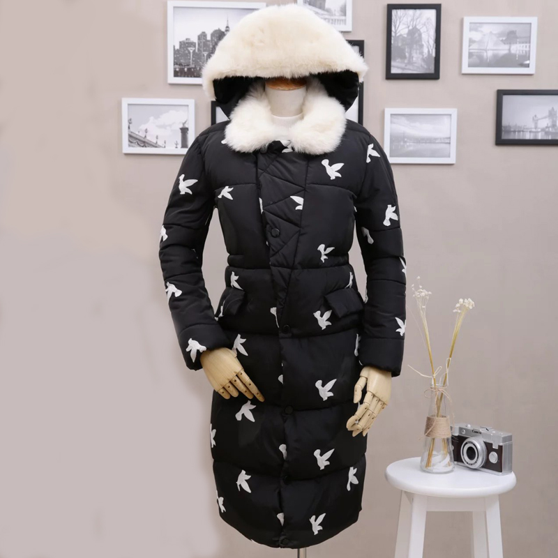 Down Feather Winter Jacket pifHAK