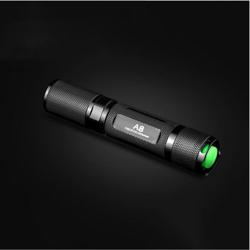 Mini Flashlight 2000LM LED Torch 18650 LED flash light 3W Waterproof 3 Modes LED mini Torch battery Lamp tactical flash light(China (Mainland))