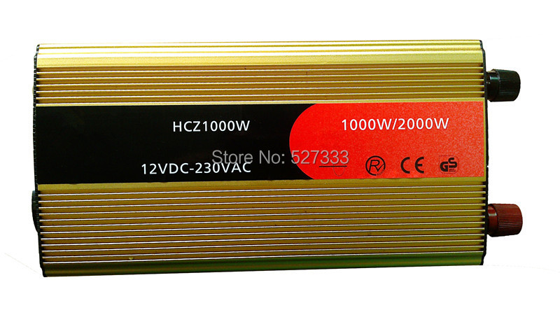 Инверторы и Преобразователи GELC 2000w 12V/24V DC 1000w 110V/120 /220 /230V /240V AC & GELCPSW-100 1pc label heating press machine pyrograph press machine