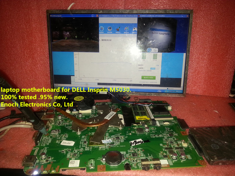 For Dell Inspiron M5030 Motherboard 03PDDV 216-0752001  AMD graphic chip 100% tested. . 60days warranty<br><br>Aliexpress