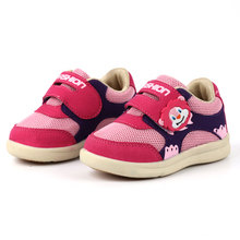 2016 new girls baby children s sneakers fashion breathable Function sports font b shoes b font