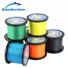 500M Braided Fishing Line Multifilament PE Braided Wire Fishing Tackle 12LB - 90LB(China (Mainland))