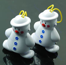 New Lovely Snowman Wireless Baby Cry Detector Monitor Watcher Alarm Free Shipping(China (Mainland))