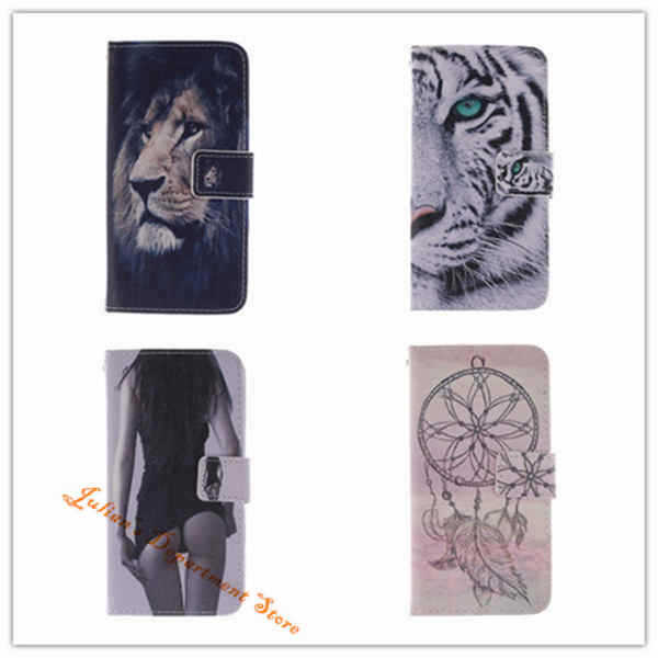 2015 New Arrival Pattern Hard Case Cover For Samsung Galaxy Grand Prime G530H G5308 back cover bags card slot stand holder tiger(China (Mainland))