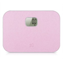 Portable Precision Body Fat Scales Electronic Personal Scales Bathroom Weight Scales Home use with LCD Display Blue and Pink(China (Mainland))