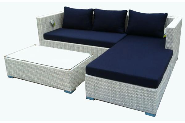Bianco divano in vimini acquista a poco prezzo bianco - Divano in vimini ...