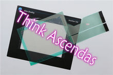 Allen-Bradley PanelView 1000 2711-T10 2711-T10G9 Protective Film+Touchpad(China (Mainland))
