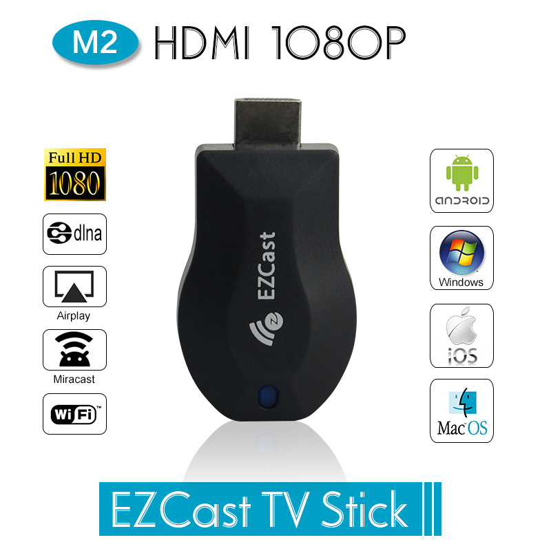 Здесь можно купить  Ez Cast M2 Google Android 1080P Hdmi Ezcast Mirroring Feature&Pushing Local Content To Tv Player Wifi Dongle Receiver/Adapter  Бытовая электроника