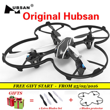 Hubsan X4 H107L Mini Drones 2.4G 4CH RC Quadcopter With LED Remote Control