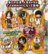 Anime Cartoon Hoozuki no Reitetsu PVC Action Figure Toys Dolls 5pcs/set Free Shipping HOFG001