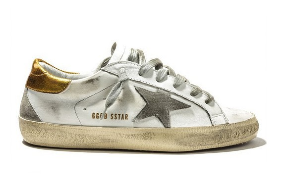 New GGDB Golden Goose Superstar Genuine Leather Gold Sneakers Old Men Women Shoes With Box g23d121 p1(China (Mainland))