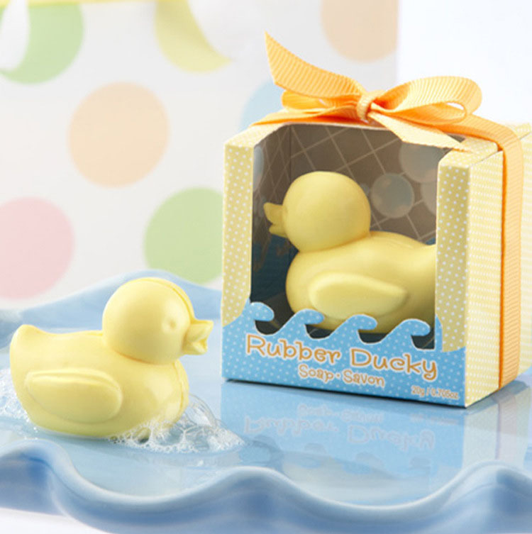 100pcs/lot Little Duck Shape Handmade Soap Wedding Gift Scented Decorative Hand Soaps(China (Mainland))