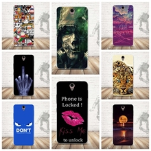 Buy Cases funda Lenovo Vibe S1 Cover Case 3D Flower Shell Silicon Soft TPU Luxury Cartoon Lenovo Vibe S1 Phone Back Cover for $1.21 in AliExpress store