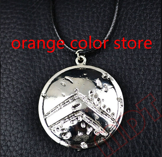 Freeshipping wholesale Spartans Necklaces 20 pcs / lot movie jewelry(China (Mainland))