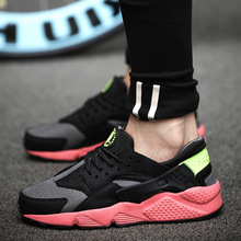 2016 Fashion Light Flats Breathable Men shoes Causal Women Shoes Flat students shoes
